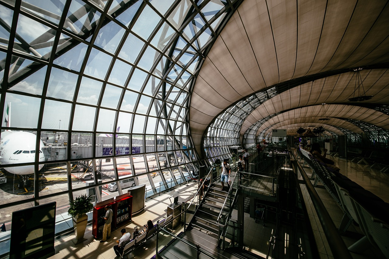 How to make your first time flying to Detroit Airport simpler