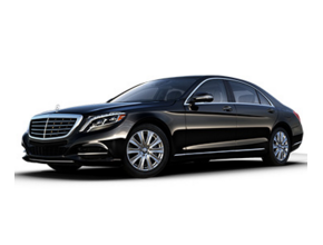 Mercedes Benz for Detroit Airport taxi service