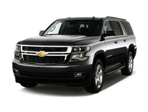 Chevrolet Suburban  LTZ 2017 for luxurious airport limo transfer service