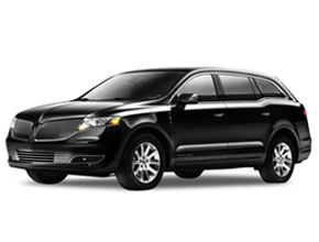 Lincoln MKT for comfortable airport taxi transfer